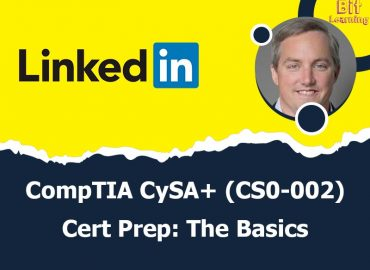 CompTIA CySA+ (CS0-002) Cert Prep: The Basics