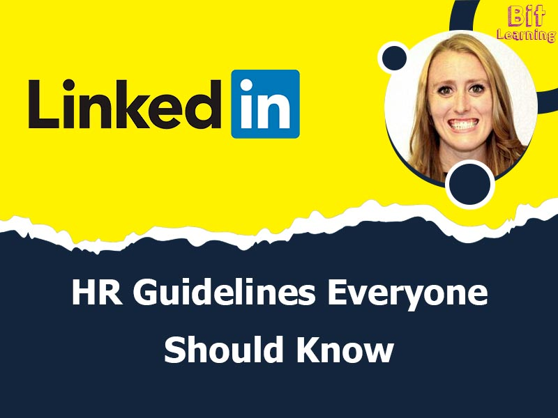 HR Guidelines Everyone Should Know