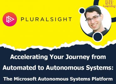 Accelerating Your Journey from Automated to Autonomous Systems: The Microsoft Autonomous Systems Platform