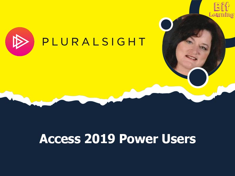 Access 2019 Power Users