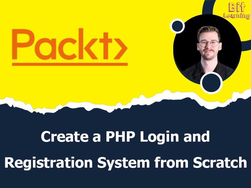 Create a PHP Login and Registration System from Scratch 2020