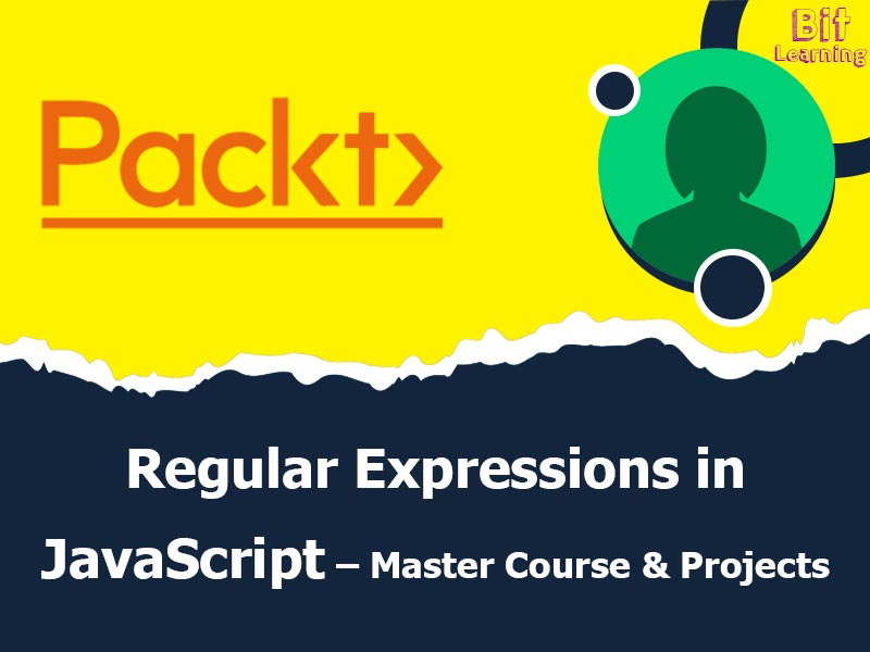 Regular Expressions in JavaScript – Master Course and Projects