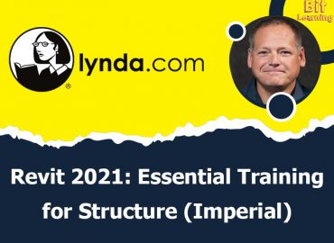 Revit 2021: Essential Training for Structure (Imperial)